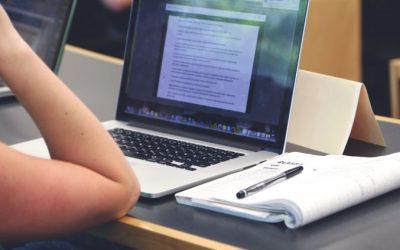 ¡Es hora de estudiar en línea!