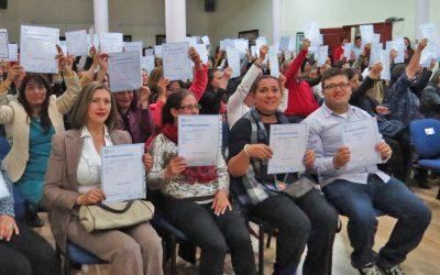 Apoyamos el cierre de la brecha digital y laboral en Tunja: 40 teletrabajadores certificados y contratados