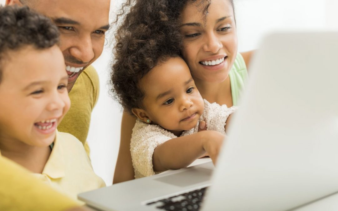 La formación digital inicial en casa